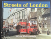 STREETS OF LONDON - Kevin McCormack - HARDBACK 2001 - PRE OWNED